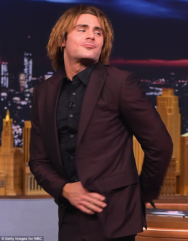Zac Efron Let Older Girls Style His Hair After Blagging
