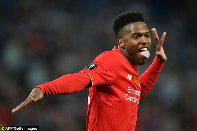 Image result for sturridge