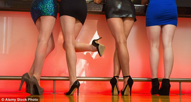 The knock-on effects of high heels can be felt all the way up the body: Uncomfortable shoes not only cause corns and calluses on the feet, but can create problems in the knee, hip and lower back too