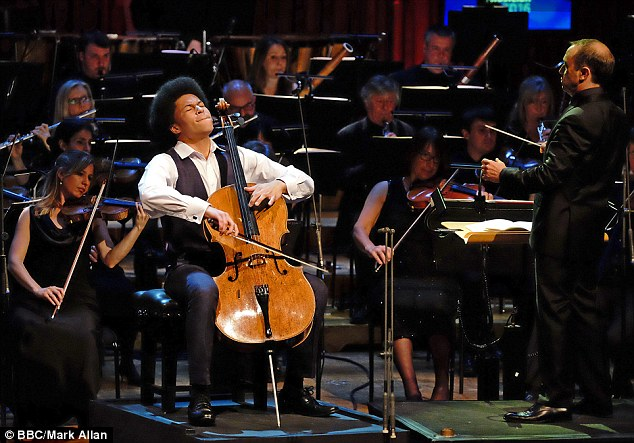 Sheku is not only the first black winner, but he also attended a comprehensive school - unusual in the highly elite world of classical music