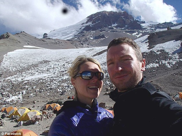 Dr Strydom's husband, Robert Gropel, who was in her team and also suffered altitude sickness, was airlifted to Kathmandu early this week