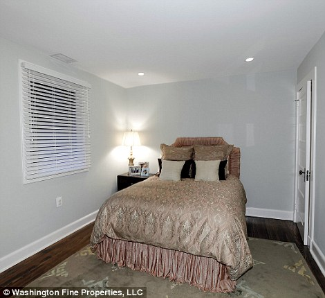 Bedrooms: The home has nine bedrooms, allowing plenty of space for the Obamas to invite friends