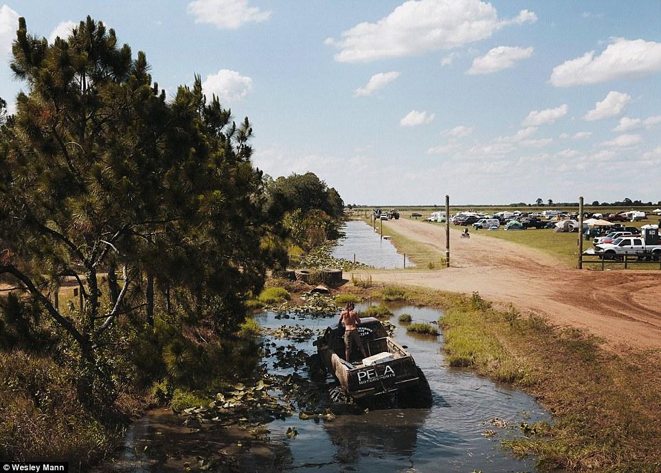 Photographer Wesley Mann Documents Experience Inside