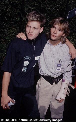 Corey Haim and Corey Feldman