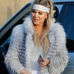 Khloe Kardashian Steals J'lo's Look For Scott Disick's Birthday