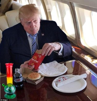 Image result for trump happy meal