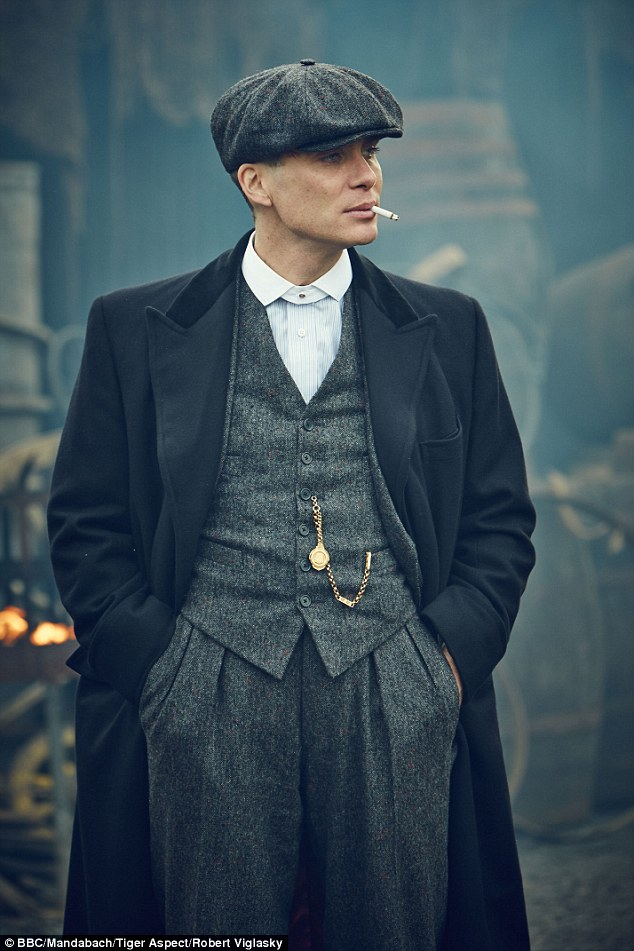 Peaky Blinders Sparks Flat Cap Trend With Sales Up By 83