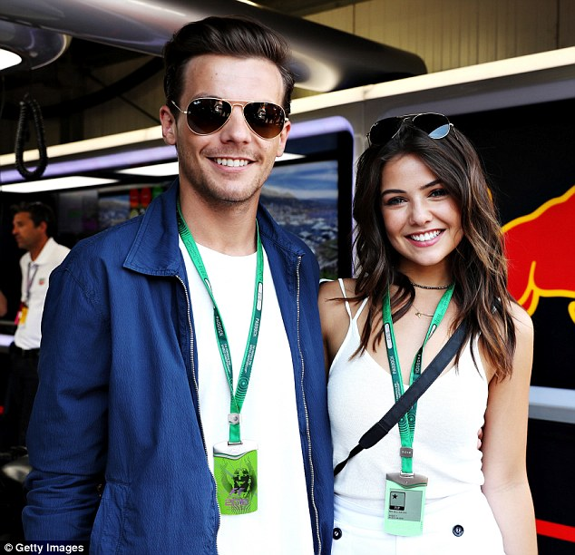 Image result for louis and danielle