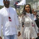 Cute Couple Alert:Gabrielle Union & Dwayne Wade In Monaco