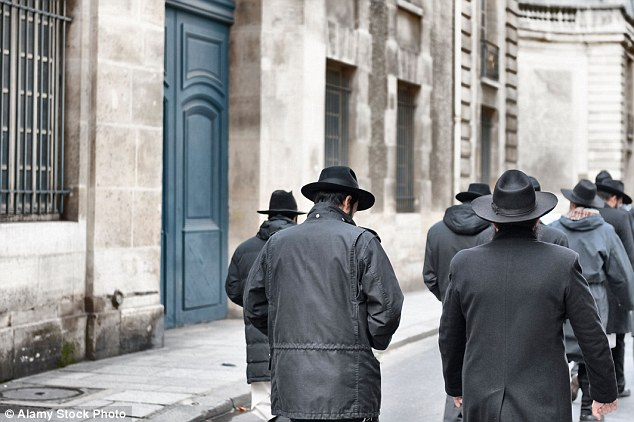 Even areas with a strong Jewish population, such as Sarcelles to the north, still have major problems (file picture)
