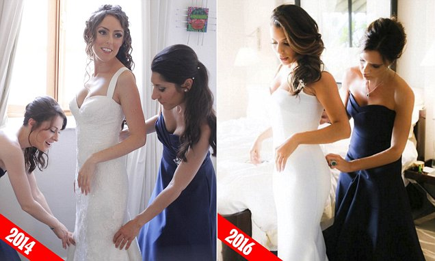 Eva Longoria's Wedding Photo Is Identical To Manchester