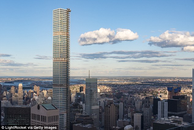 Macklowe is currently developing 432 Park Ave, the tallest residential building in the world