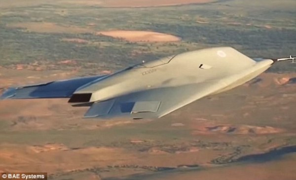 RAF drones could kill without the need for humans | Daily ...