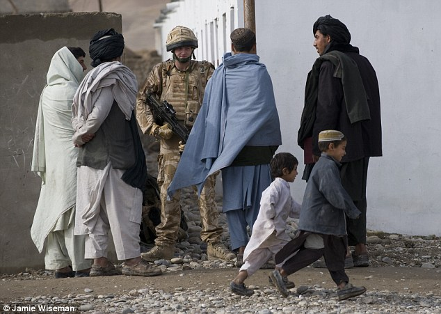 Meanwhile. Afghanistan hailed Washington's decision to expand the US military's authority to tackle a resurgent Taliban insurgency, saying the support will boost the capacity of struggling local forces (file photo)
