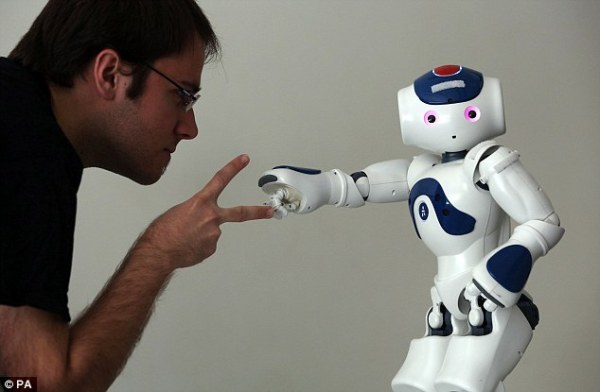 Android's Andy Rubin predicts a conscious AI could one day ...
