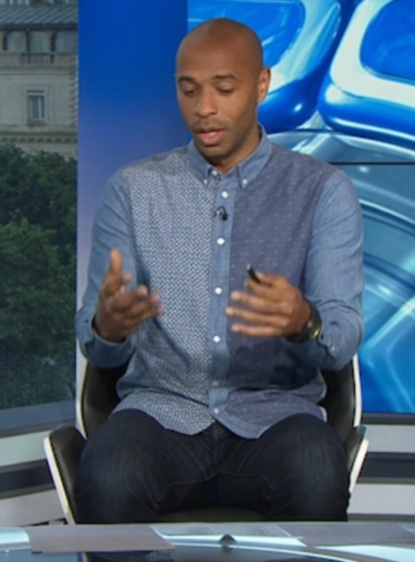 Euro 2016 viewers poke fun at Thierry Henry's Louis ...