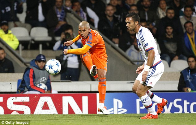 Feghouli (left) peaked for Valencia in the 2014-15 season to win best African player in La Liga
