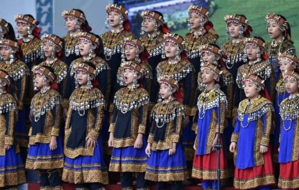 China axes Taiwanese children's choir trip | Daily Mail Online
