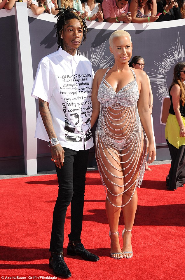 Amber Rose Reveals She Wants More Babies With Ex Husband