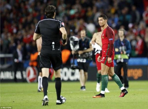 Portugal 0-0 Austria: Cristiano Ronaldo has another night ...