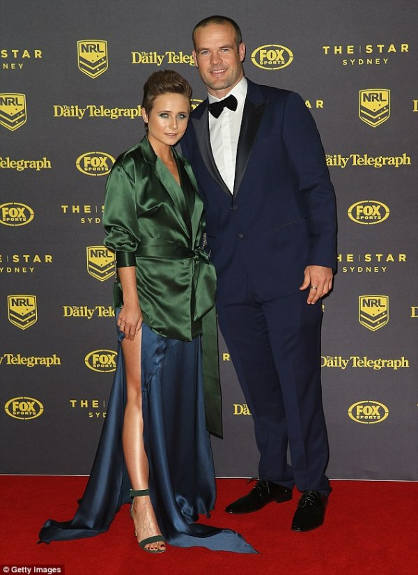 Tessa James and husband Nate Myles are 'struggling to be ...