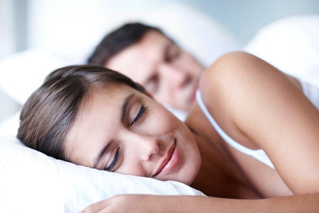 A study at the University of Quebec in Canada looked at the effects of the exercises, and found that patients' sleeping problems were reduced by 48 per cent