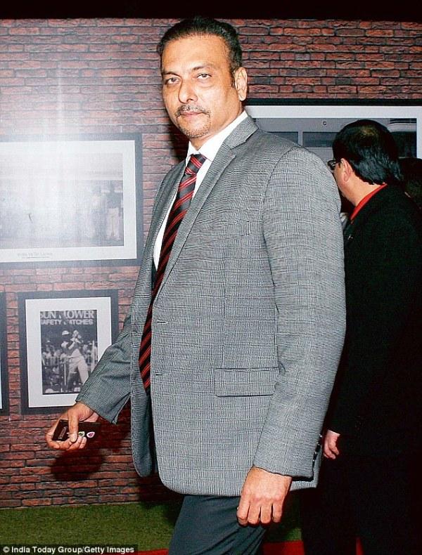 Could ex-skipper Anil Kumble pip Ravi Shastri to become ...