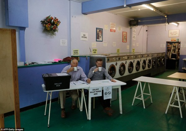 Polls open for Britain's EU Referendum vote as latest ...
