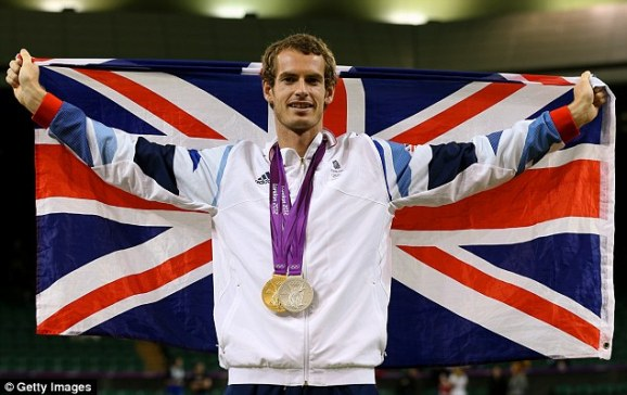 Image result for Andy Murray UK's greatest ever sportsperson