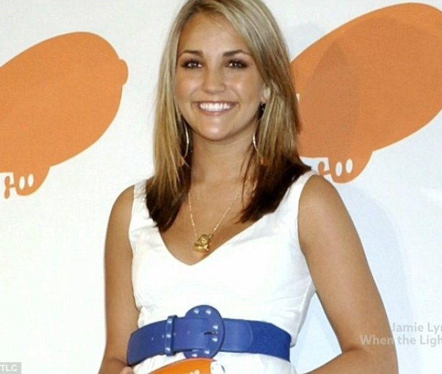 Tv Star Jamie Lynn Was On Nickelodeons Zoey  At The Time Of Her Pregnancy