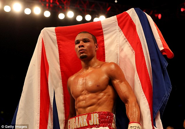 Chris Eubank Jnr is close to signing a seven-figure deal to fight Gennady Golovkin in London in September
