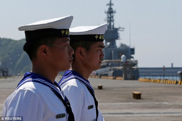 Taiwan fisherman survives attack by navy missile fired by ...