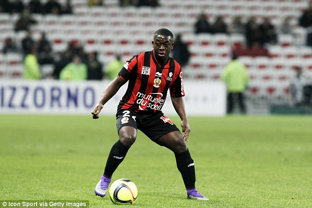 Nampalys Mendy (pictured) is said to have agreed to a move to Leicester withN'Golo Kante's future uncertain