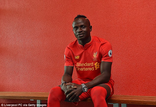 Sadio Mane completed his £30m switch from Southampton this week but Liverpool are still after new players
