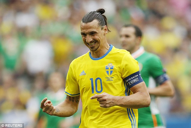Zlatan Ibrahimovic is currently having a medical at Manchester United ahead of a transfer to the club