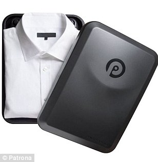 ThePatrona Shirt Skuttle is a lightweight shell which protects your clothes creasing