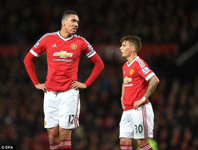 Smalling has been given the all-clear by doctors after being assessed on the Indonesian island