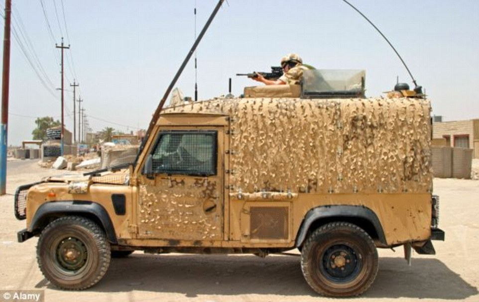 The widespread use of the light 'snatch Land Rover' during the conflict has long been criticised by many families of those killed in the conflict. Soldiers reportedly nicknamed the vehicles 'mobile coffins' because of the limited protection they gave to roadside IEDs