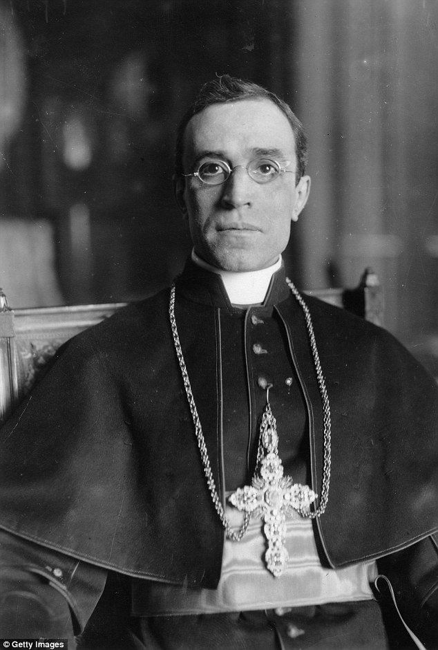 Critics allege the time Pius XII spent in pre-war Germany made him sympathetic to the Nazi cause. But his supporters say he walked a fine line between caring for his flock and trying not to make their lives untenable in those countries under Nazi occupation