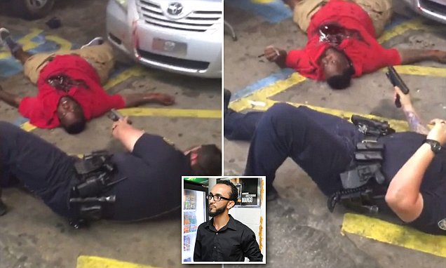 Baton Rouge shopkeeper recorded white cops killing Alton Sterling as he lay on the ground