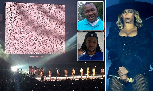 Beyonce expresses anguish over Alton Sterling and Philando Castile shootings