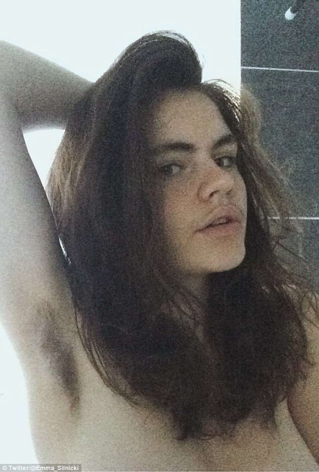 Fighting The Power Women Have Been Posting Photographs Of Their Body Hair On Social Media
