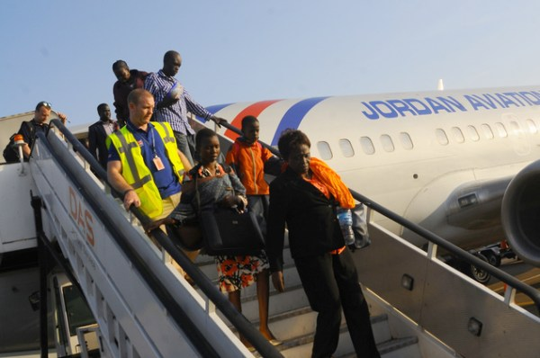 Amid South Sudan evacuations, some locals are turned back ...