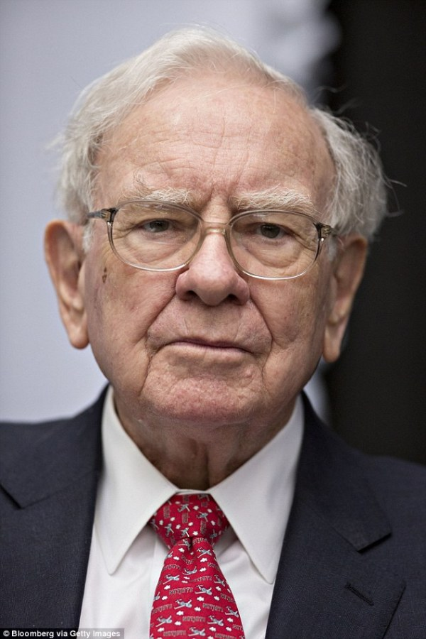 Warren Buffett donates $2.86BILLION worth of gifts to ...