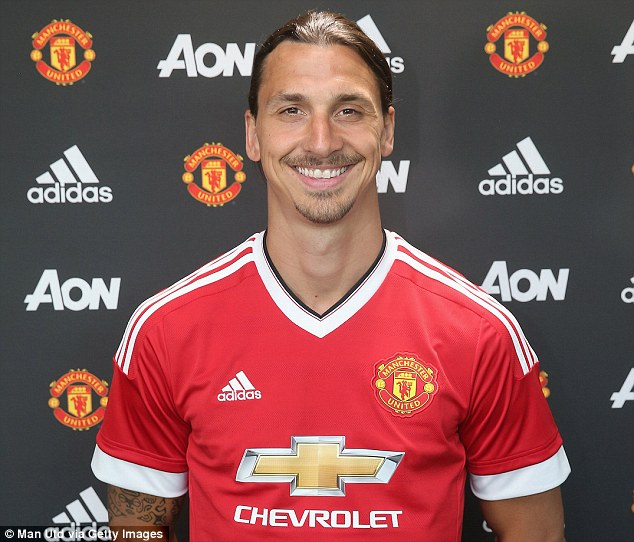 Zlatan Ibrahimovic has already signed for United this summer and the Swede could be joined by Pogba