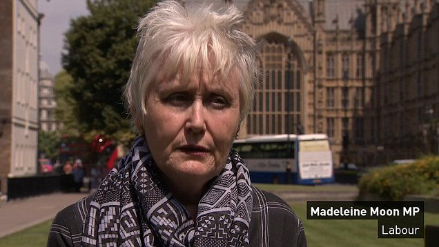 Image result for madeleine moon mp