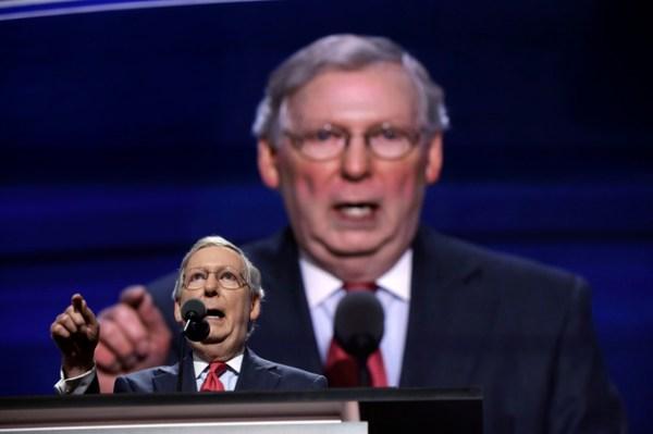 The Latest: Leading Republicans reject Trump's NATO ...