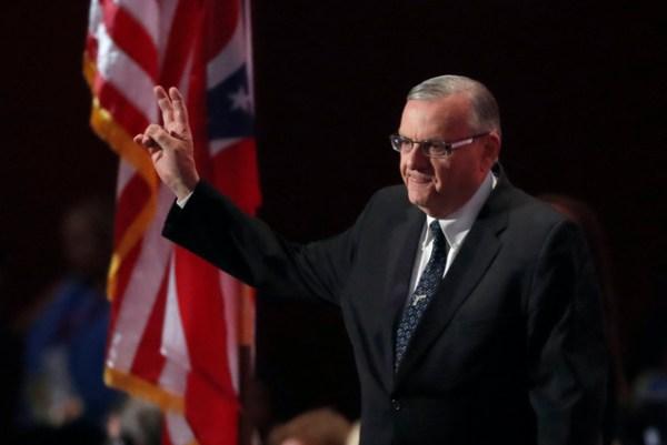 Arizona Sheriff Joe Arpaio to speak at GOP convention ...