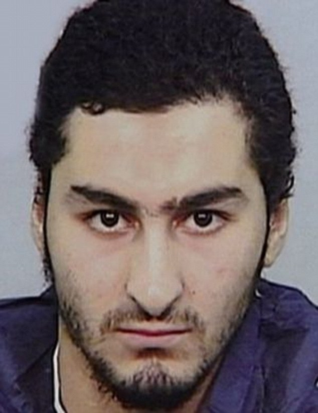 Mohammed Omar Jamal was also among five men convicted for the terror plot which had no specific target