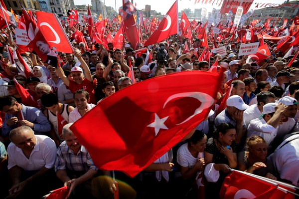 Turkish opposition party denounces coup attempt | Daily ...